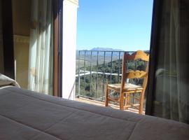 Hotel Sierra de Araceli Lucena, отель в городе Лусена