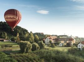 Ballonhotel Thaller, Hotel in Kaindorf