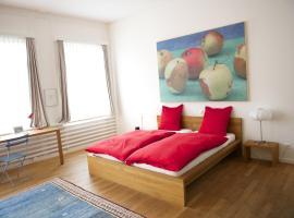 Hotel Wunderbar, Hotel in der Nähe vom Flughafen St. Gallen-Altenrhein - ACH, Arbon