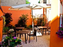 Hotel Al Santo, отель в Падуе