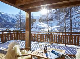 La Vue Luxury Living Apartments, hotel near Matterhorn Express Gondola, Zermatt