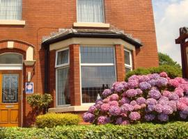 Wendover Guest House, guest house in Bolton