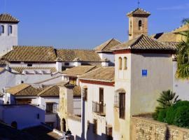 Hotel Santa Isabel La Real, hotel in zona Alhambra, Granada
