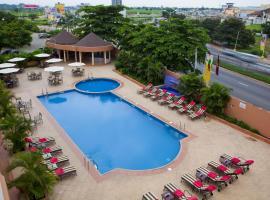 African Regent Hotel, hotel in Accra