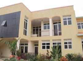 St Augustine Apart & Hotel, hotel in Kigali