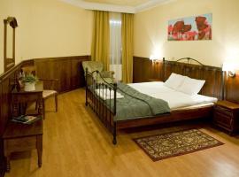 Hotel Kresowianka – hotel w pobliżu miejsca PKP Bydgoszcz Główna w Bydgoszczy