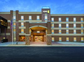 Home2 Suites by Hilton Sioux Falls Sanford Medical Center, hotel v destinaci Sioux Falls