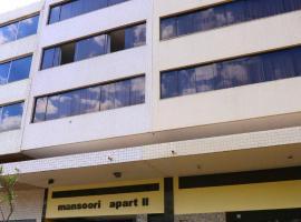 Mansoori Apart Hotel II, hotel near Iguatemi Shopping, Brasilia