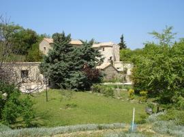 Domaine De La Grange Neuve, hotel near Village des Bories, La Roque-sur-Pernes