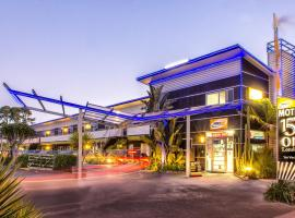 151 On London Motel & Conference Centre, hotel in Whanganui