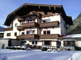 Hotel Garni Erler, hotel in Mayrhofen