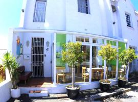 House on the Hill, hostel in Cape Town