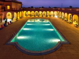 Vesta Bikaner Palace, family hotel in Bikaner