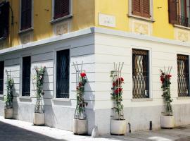 Residence Diaz, apartment in Como