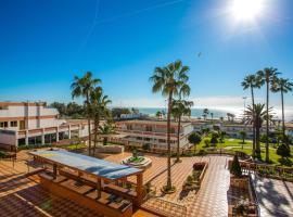 Hotel Club Almoggar Garden Beach, hotel v destinácii Agadir