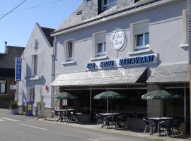 Le Toul' Broch, hôtel à Baden