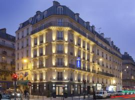 Best Western Plus Quartier Latin Pantheon, hotel in Paris