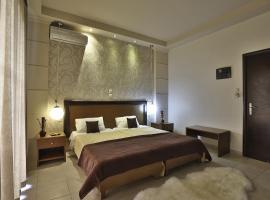Saint Amon Hotel, отель в Фалираки