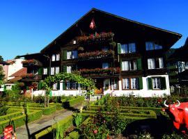 Hotel Chalet Swiss, hotel in Interlaken