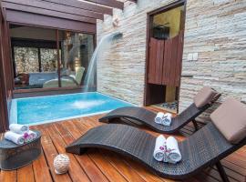 Pousada Jardim das Montanhas, hotel em Monte Verde