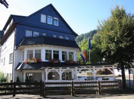 Pension Hunaustuben, hotel near Bödefeld Hunau Ski Resort, Schmallenberg