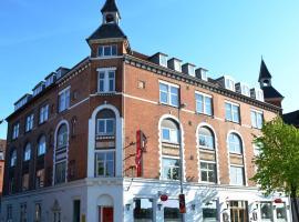 Milling Hotel Ansgar, hotel i Odense