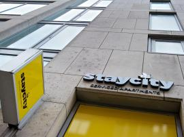 Staycity Aparthotels Millennium Walk, apartment in Dublin