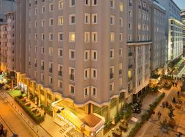 Golden Age Hotel & Spa, hotel in Istanbul