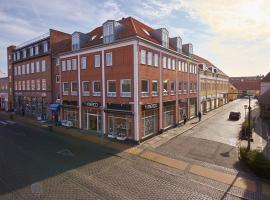 BB-Hotel Rønne Bornholm, hotel i Rønne