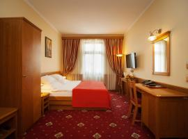 Hotel Askania, hotel near Prague Congress Center, Prague