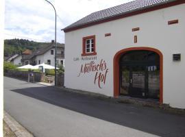 Müllisch's Hof Hotel, hotel near Scharteberg mountain, Dohm-Lammersdorf