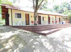 Chalés da Mata, hotel in Ubatuba