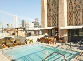 Ace Hotel Downtown Los Angeles, hotel in Los Angeles