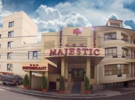 Majestic Hotel & Restaurant, hotel near Culture House Mihai Ursachi, Iaşi