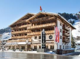 Raffl's Tyrol Hotel, pet-friendly hotel in Sankt Anton am Arlberg