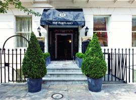 Grange Portland Hotel, Bed & Breakfast in London