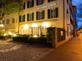 Hotel St. Josef, hotel near ETH Zurich, Zurich