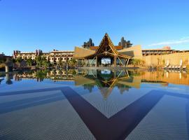 Lopesan Baobab Resort, hotel Melonerasban