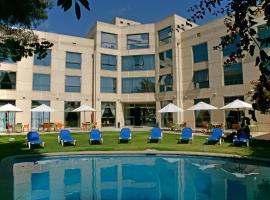 Hotel Costa Real, отель в городе Ла-Серена