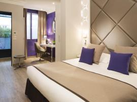 Acropole, hotel near Gentilly RER Station, Paris