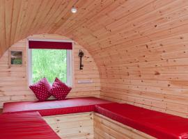 BCC Lochness Glamping, campeggio a Bearnock