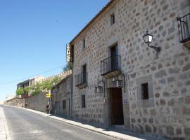 Hotel Las Leyendas, hotel in Ávila