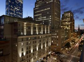 Loews Boston Hotel, boutique hotel in Boston