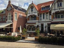 Hotel Heerlijkheid Bergen, hotel in Bergen