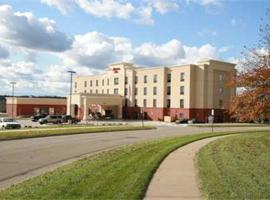 Hampton Inn Topeka, hotel in Topeka
