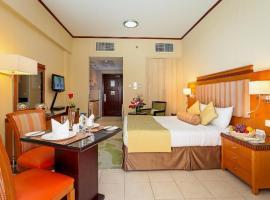 Chelsea Gardens Hotel Apartment: Dubai'de bir otel