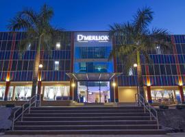 D'Merlion Hotel, hotel in Sekupang