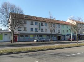 hotel funk, отель в Битигхайм-Биссингене