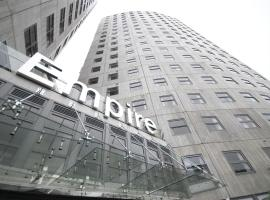 Empire Apartments, serviced apartment in Auckland
