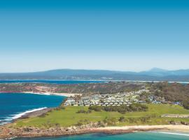 NRMA Merimbula Beach Holiday Resort, hotel in Merimbula